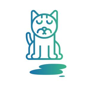 Caninsulin.com cat Urine icon