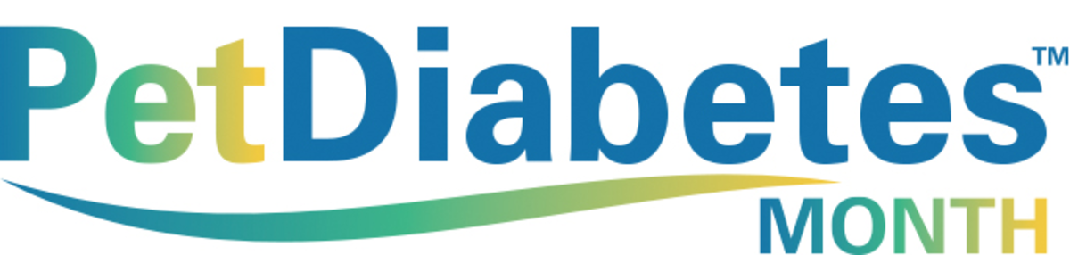 Caninsulin.com Pet Diabetes Month logo