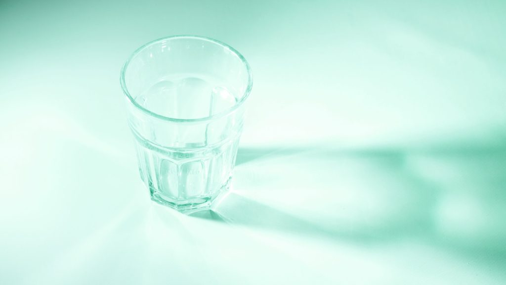 Caninsulin.com an empty glass cup or container