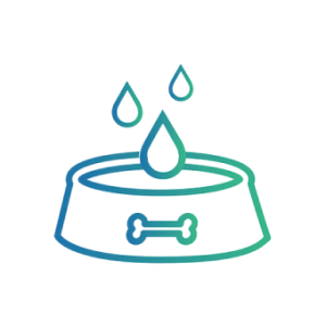 Caninsulin.com water bowl icon