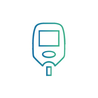 Caninsulin.com blood glucose measurement icon